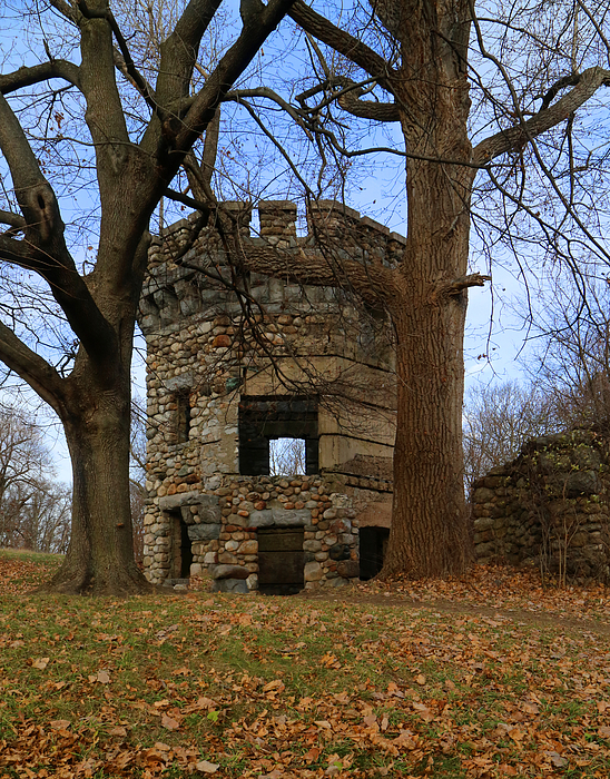 Mary Bedy - Gibbet Hunting Lodge Tower 1