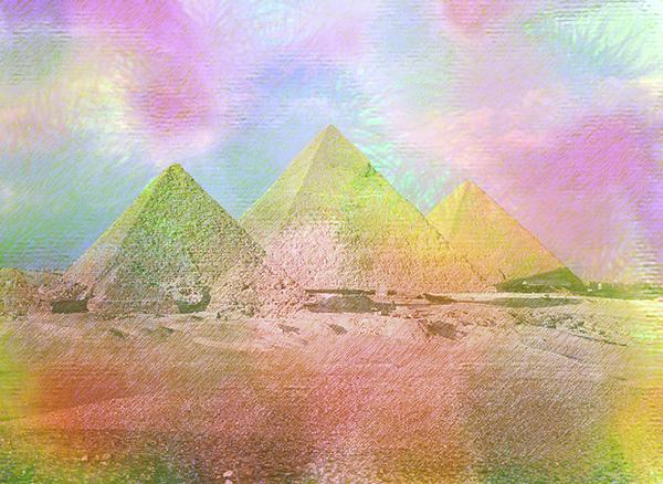 Enki Art - Giza Egypt