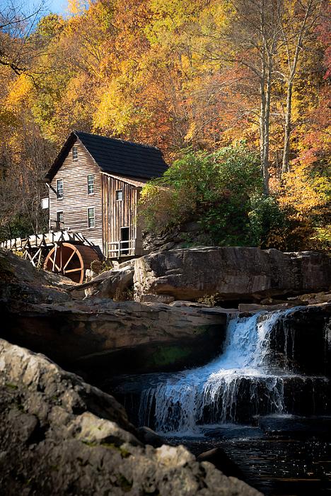 Jeanne Sheridan - Glade Creek Grist Mill