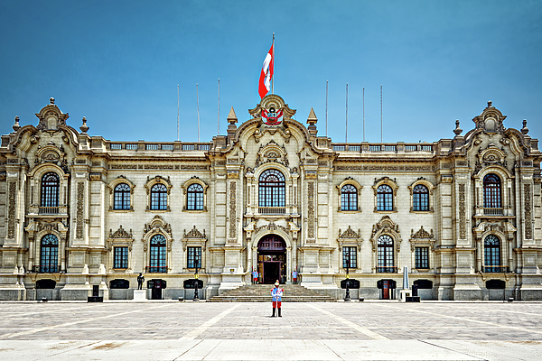 Maria Coulson - Government Palace