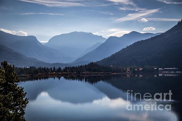Lynn Sprowl - Grand Lake Reflections