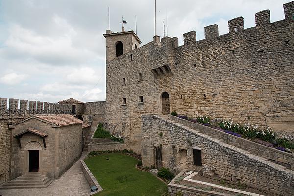 Nicola Simeoni - Guaita Tower. Republic of San Marino, UNESCO World Heritage List