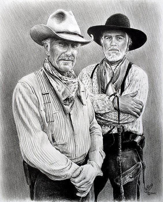 Andrew Read - Gus and Woodrow