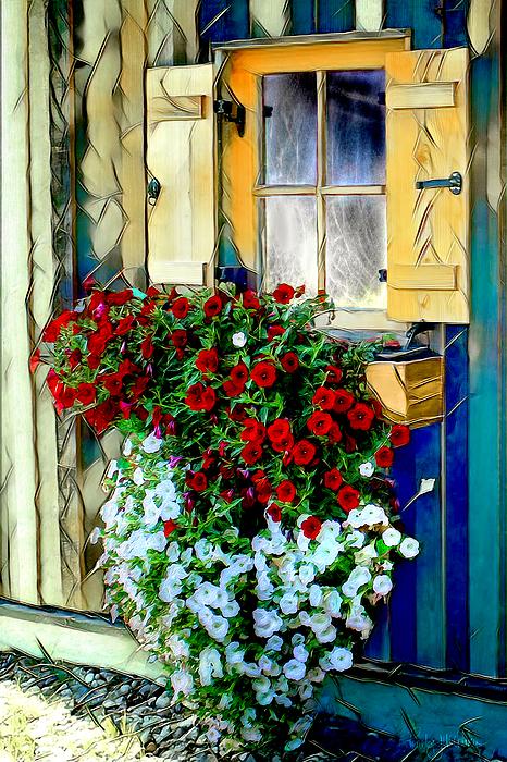 Pennie  McCracken - Hanging Gardens