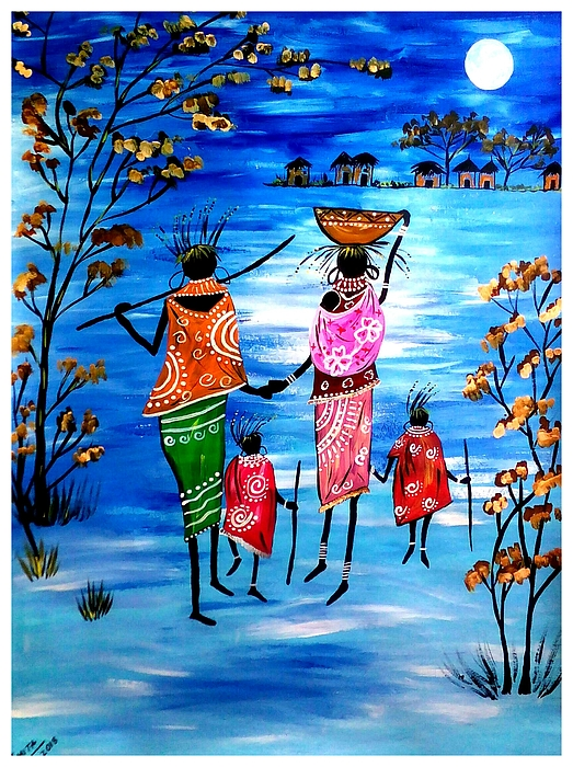 Smita Biswas - Happiness is togetherness