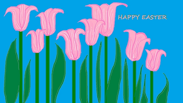 Linda Velasquez - Happy Easter 1