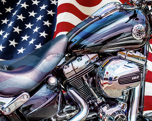 Gene Parks - Harley-Davidson 103 - B