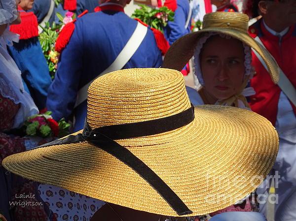 Lainie Wrightson - Hats in Saint Tropez