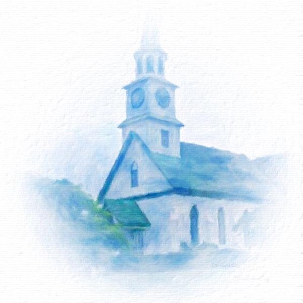 Diane Lindon Coy - Hawaiian Church