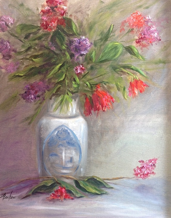Anne Barberi - Hearts And Flowers