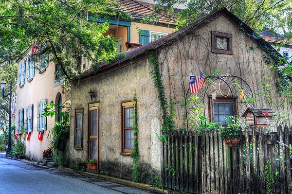 Carol R Montoya - Historic District St. Augustine Florida