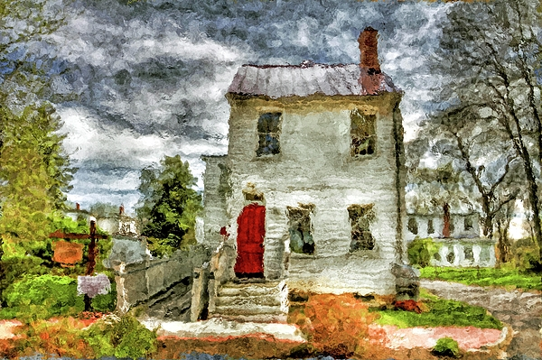 Geraldine Scull - Historic house in Smithville New Jersey
