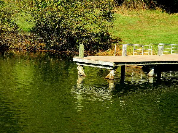 Arlane Crump - HOMETOWN Series - Fishing in the Country
