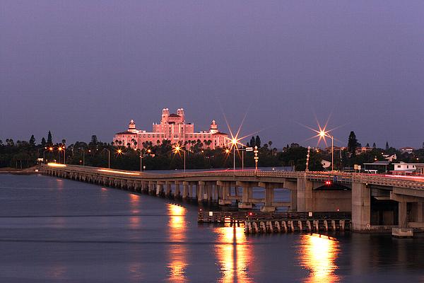 Mal Bray - Hotel Don Cesar The Pink Palace St Petes Beach Florida