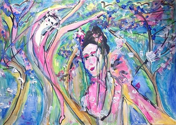 Judith Desrosiers - How are you petal