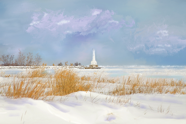 Mary Timman - Huron Lighthouse