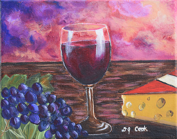 Donna Cook - I Love To Wine