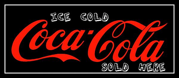 Reid Callaway - Ice Cold Coke Coca Cola Art