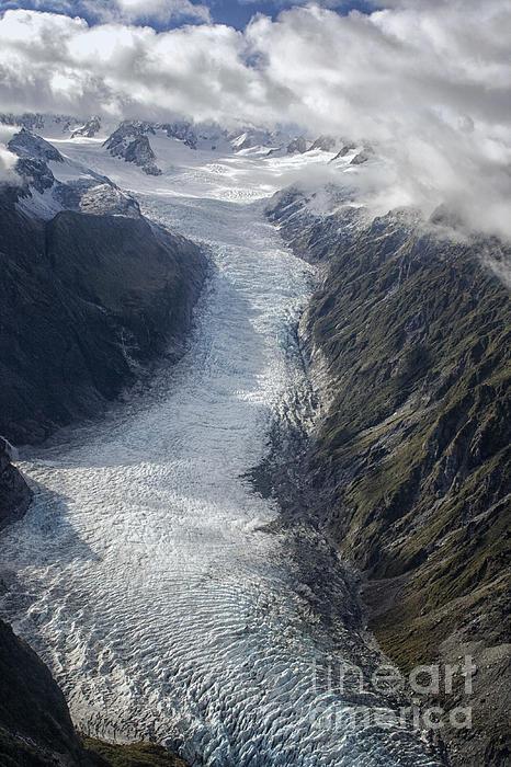 Patricia Hofmeester - Icy glacier