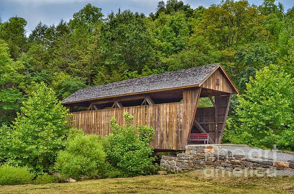 Kerri Farley - Indian Creek Covered Bridge