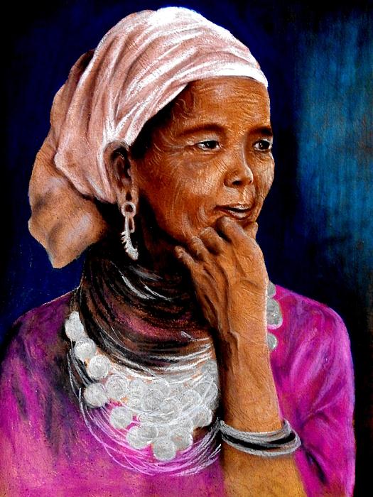 Sukhendu Chakma - Indigenous Woman