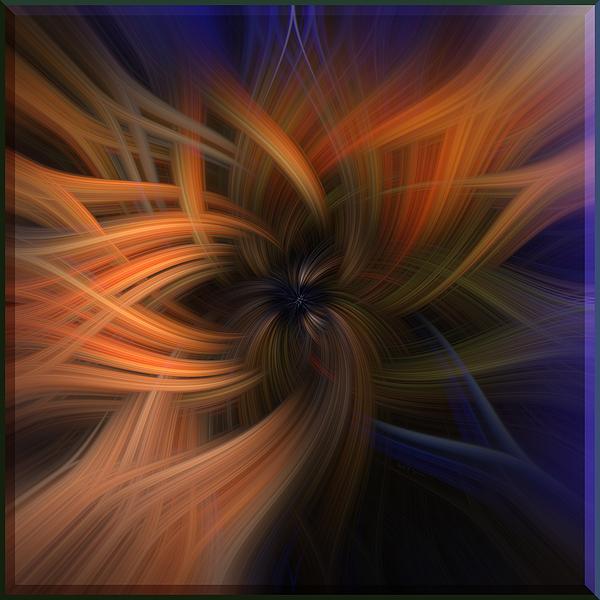 Inner Flame Digital Art