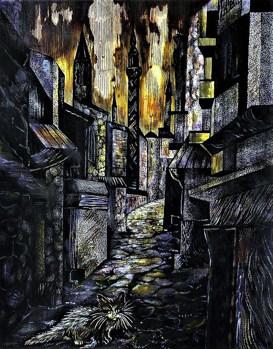 Anna Duyunova - Istanbul Impressions. Lost in the city.