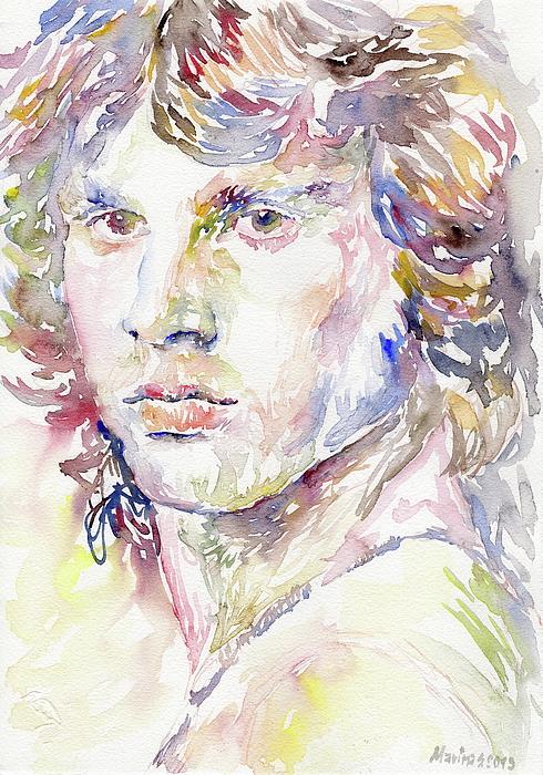 Marina Sotiriou - Jim Morrison