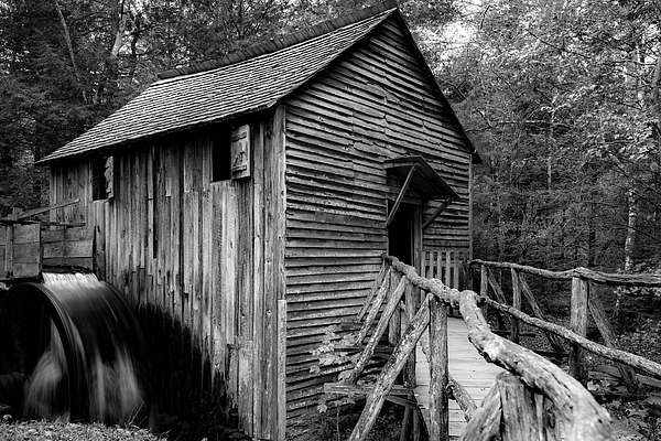 Steven Ainsworth - John Cable Grist Mill I
