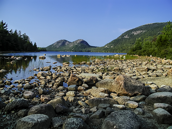 Jordan Pond No.1 Photograph