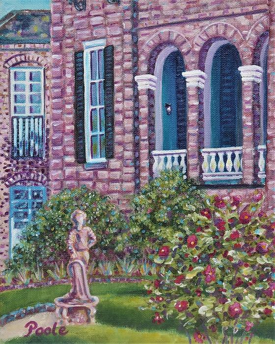 Lowcountry Carriage House: Pamela Poole