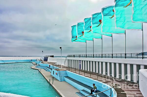 Terri Waters - Jubilee Pool Penzance