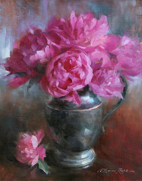 Anna Rose Bain - June Bouquet