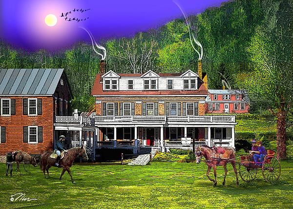 Nancy Griswold - Kedron Valley Inn