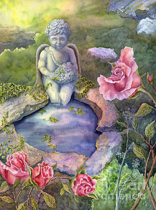 Malanda Warner - Keeper Of The Rose Pond