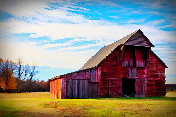 Lorraine Baum - Kentucky Red Barn