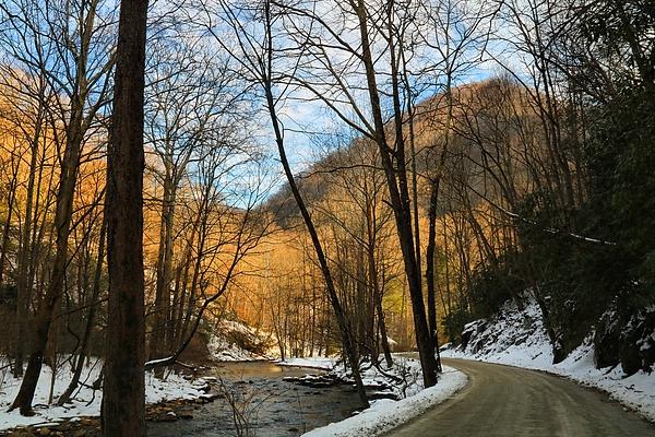 Kathryn Meyer - Kibler Valley in Winter 3