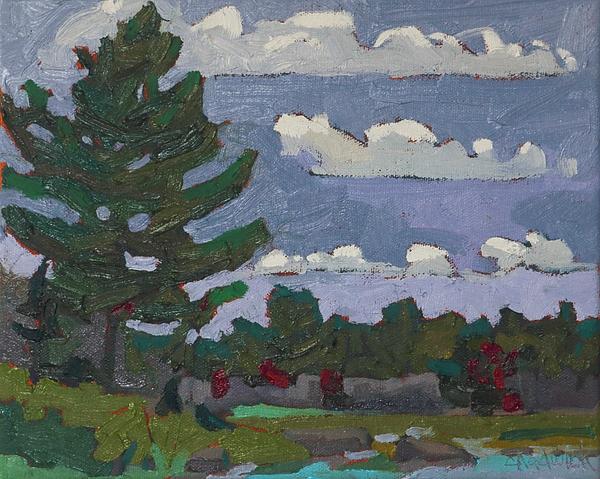 Phil Chadwick - Killarney White Pine