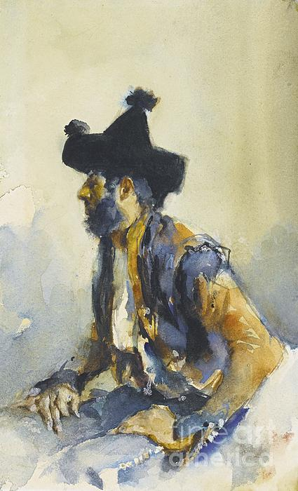 John Singer Sargent - King Of The Gypsies