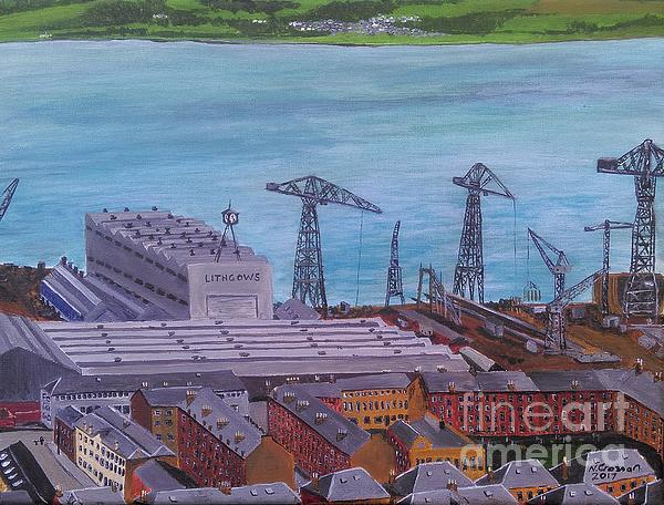 Neal Crossan - Kingston Yards, Port Glasgow