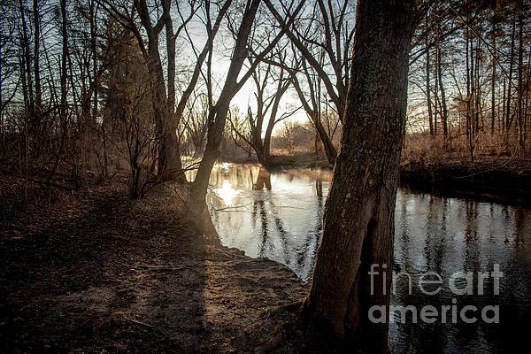 Chellie Bock - Kinnickinnic River at Dawn