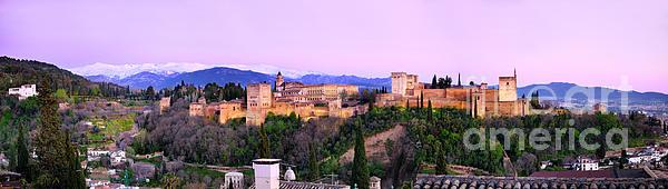 Guido Montanes Castillo - La Alhambra, Sierra Nevada and Granada. Spain
