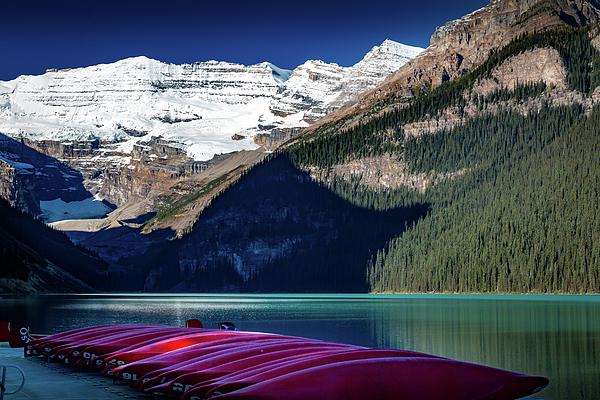 Jane Dobbs - Lake Louise Canoes