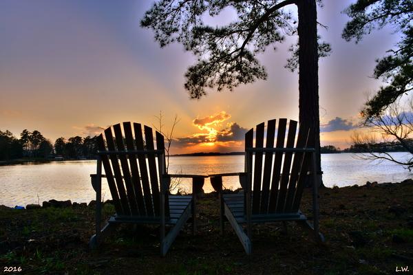 Lisa Wooten - Lake Murray Relaxation