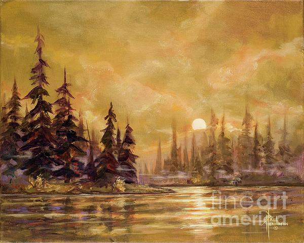 Paul Henderson - Lake Tranquility