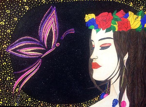 Tejsweena Renu Krishan - Lambent Within Me