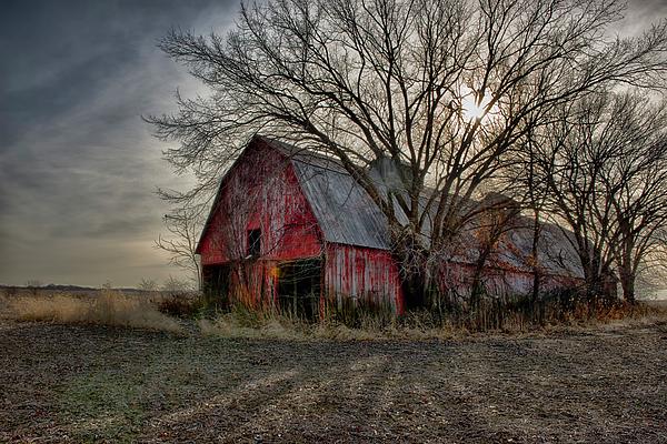 Donna Caplinger - Large Old Barn in Missouri