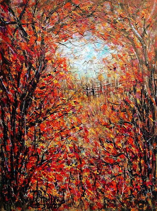 Natalie Holland - Late Autumn