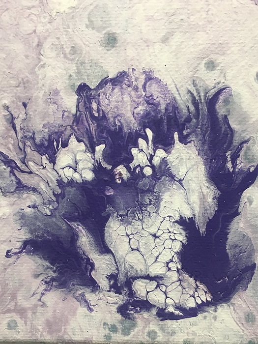 Sharon Belge - Lavender Rose