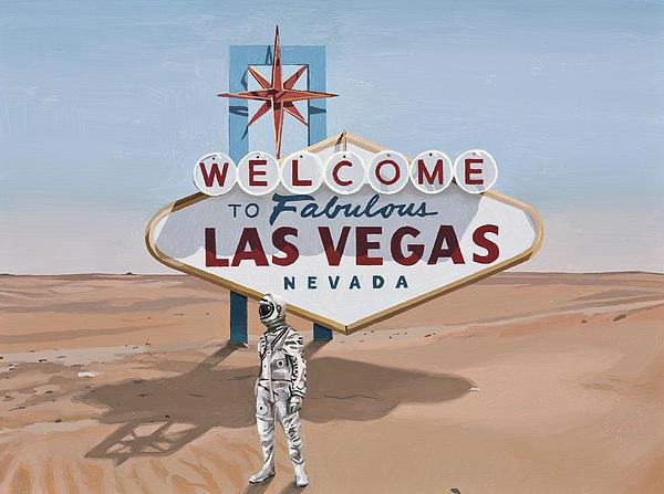 Scott Listfield - Leaving Las Vegas